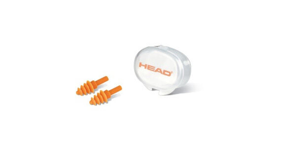 HEAD Ear Plug Silicone Orange